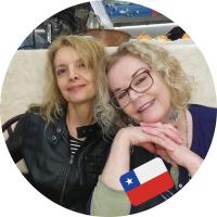 Isabel & Mónica - Valpo.